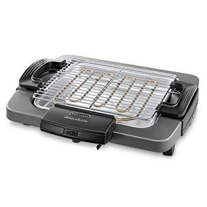 Delonghi BQ55 two grill Electronic Barbecue Grill