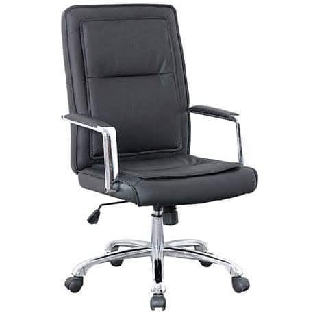 Leather chair high back OP 1803H