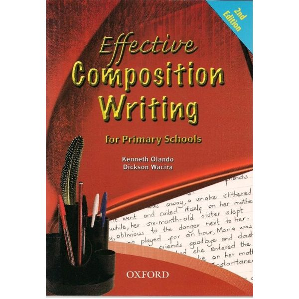 Oxford Effective Composition Writing