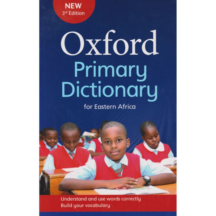 Oxford Primary Dictionary for East Africa (OPDEA) 3rd Ed