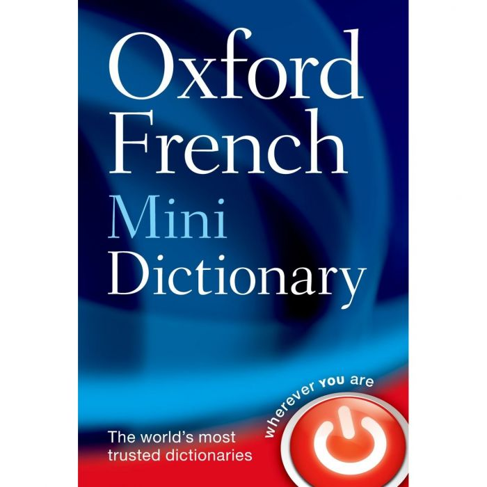 Oxford French Mini Dictionary (Export)