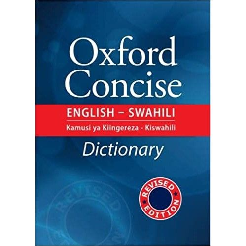 Oxford Concise English-Swahili Dictionary