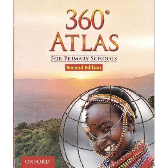 Oxford 360˚ Atlas for Primary Schools - 2nd Edition