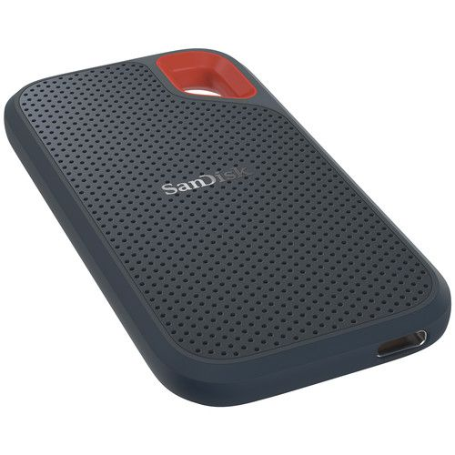 SanDisk 500GB Extreme Portable External SSD Drive