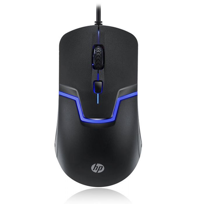 HP M100 USB wired mouse