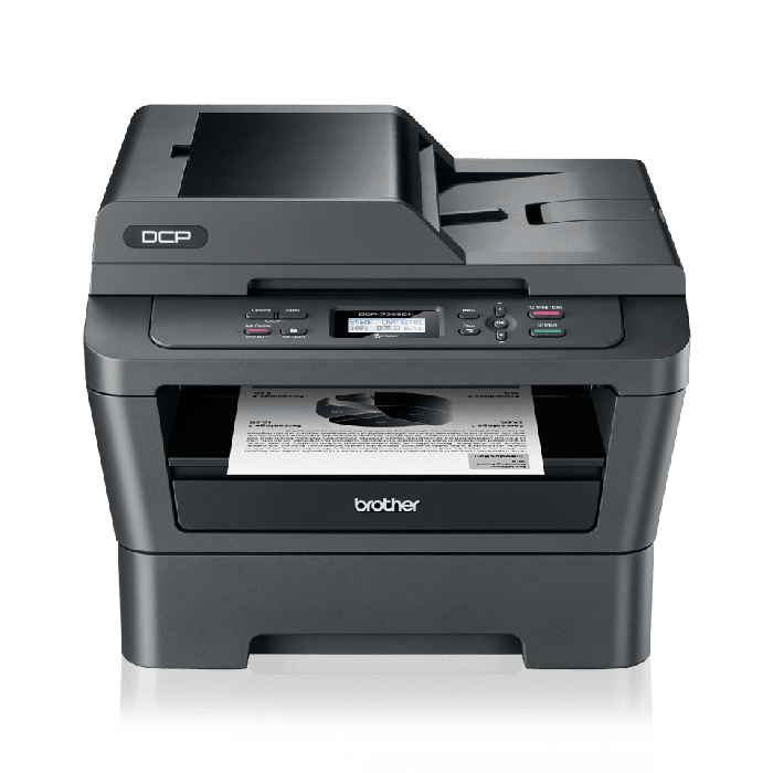 Brother DCP-7065DN A4 Multifunction Mono Laser Printer