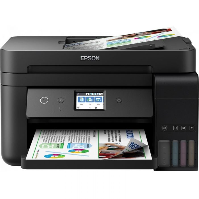 Epson L6190 Wi-Fi Duplex All in One Ink Tank Printer with ADF