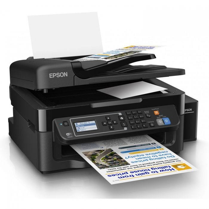 Epson L565 Wi-Fi All in One Ink Tank Printer