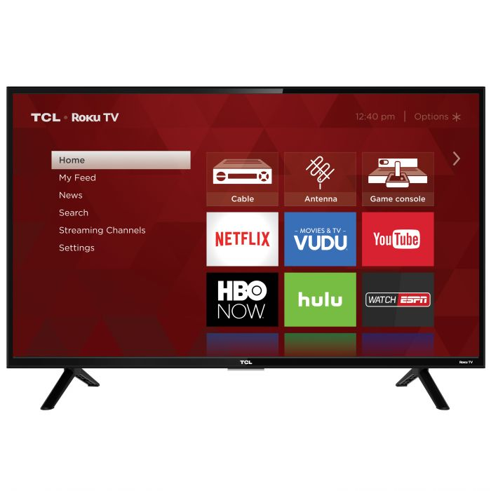 TCL 32 inch Digital Smart Television
