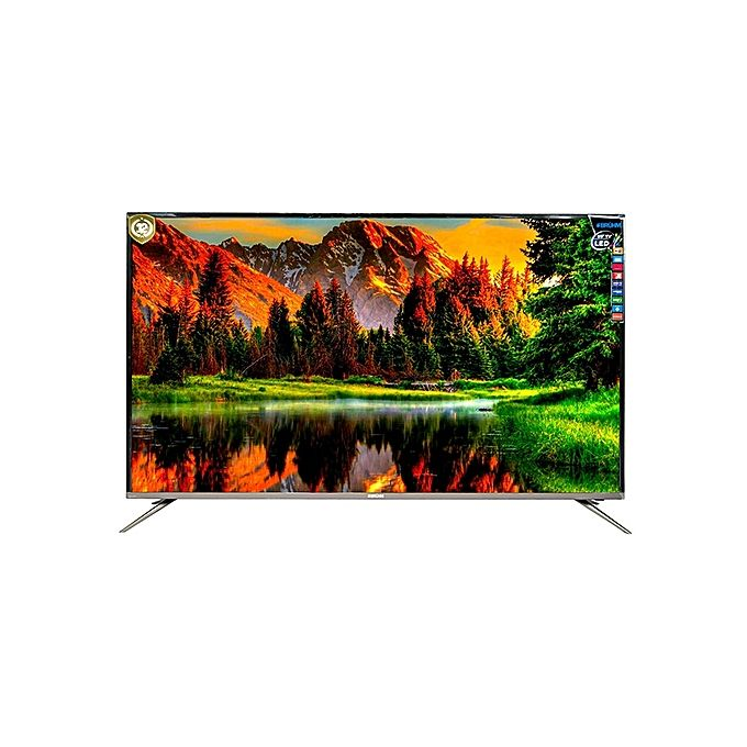 Bruhm 55 inch Digital Smart Android Television, Free wall bracket