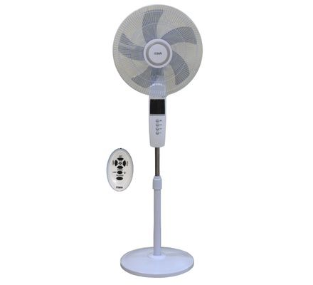 Mika MFS1643R WS 16 Inch Standing Smart Fan with Remote