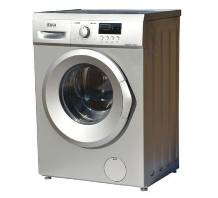 Mika 6KG Fully Automatic Front Load Washing Machine