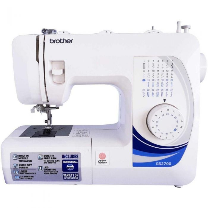 Brother GS2700 Electric Sewing Machine