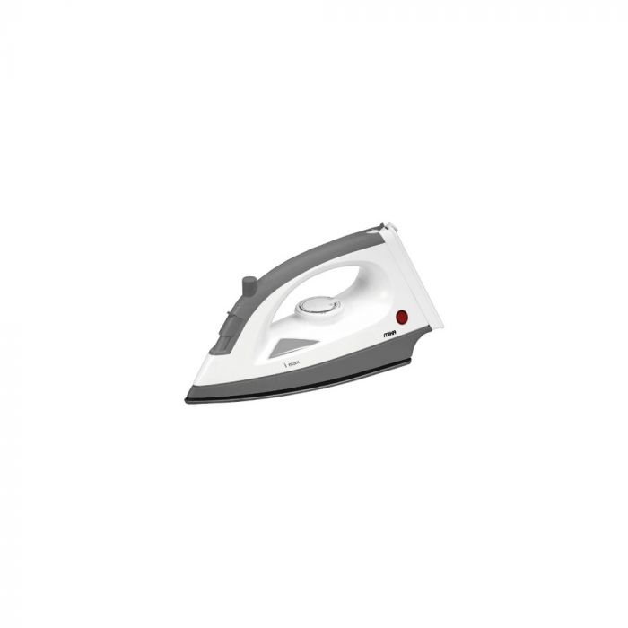 Mika MSTI285 Steam Iron Steam on/off Function Non-Stick Soleplate-White.
