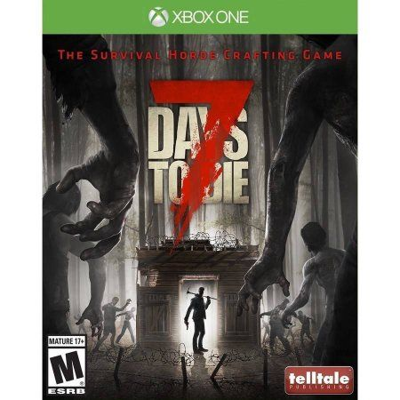 7 Days to Die game for XBOX One