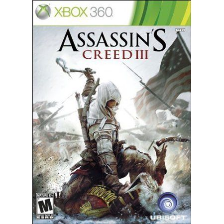 Assassins Creed 3 for XBOX 360