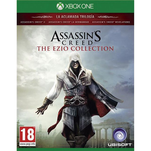 Assassins Creed Ezio Collection for XBOX One