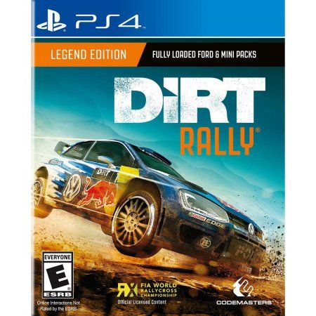 Dirt Rally Legend Edition for PS4