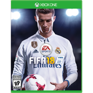 FIFA 18 Standard for XBOX one