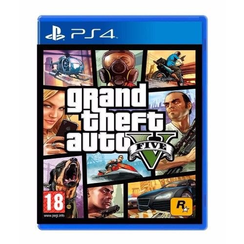 Grand Theft Auto for PS4