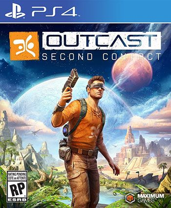 Outcast Second Contract for PS4