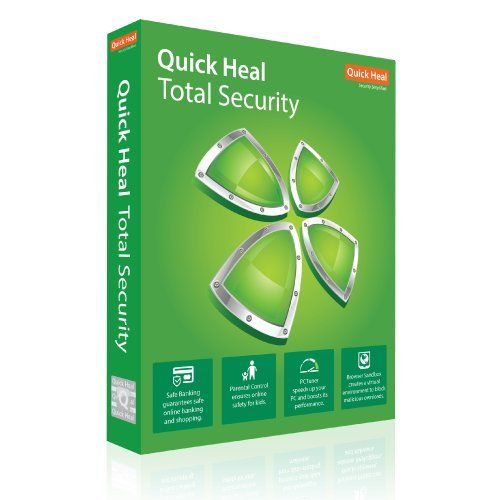 Quickheal Total Security 3 Use