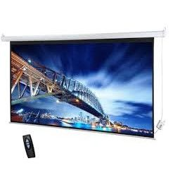 Target Projector Screen Electrical 240 by 240cm