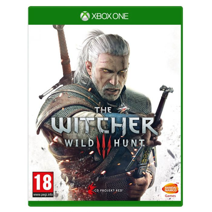 The Witcher Wild Hunt III for XBOX One