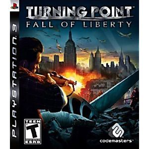 Turning Point Fall of Liberty for XBOX 360