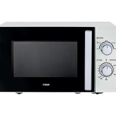 Mika MMWMSKH2011W (MMW2011/W) Microwave, 20Ltrs, Without Grill-WHITE