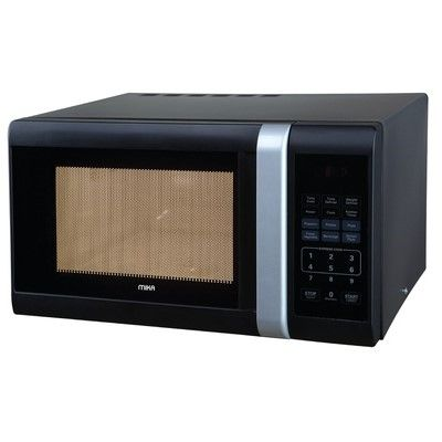 Mika MMWDSPR2312B Microwave 23Ltrs Without Grill-BLACK