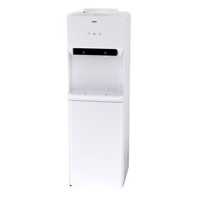 Mika MWD2205/SBL Free Standing Hot & Normal Water Dispenser- Silver & Black