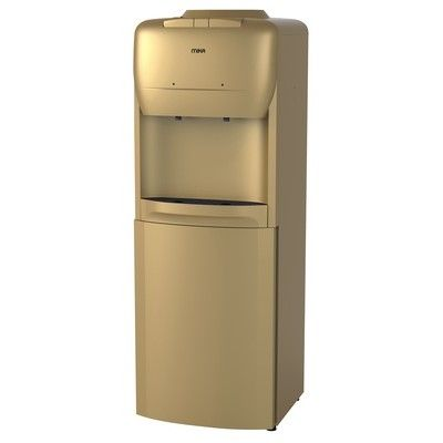 Mika MWD2206/GBL Free Standing Hot & Normal Water Dispenser-Gold & Black