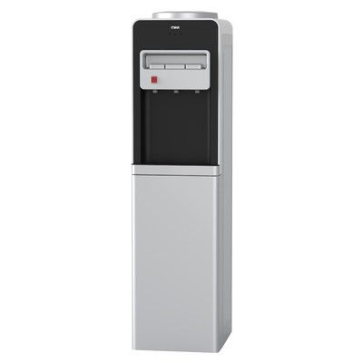Mika MWD2601/SBL Hot, Normal and Cold Dispenser- Silver and Black