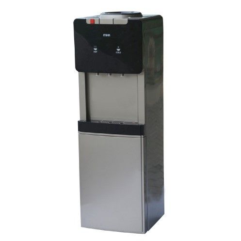 Mika MWD2702/SGR Hot, Normal and Cold Water Dispenser-Silver & Grey