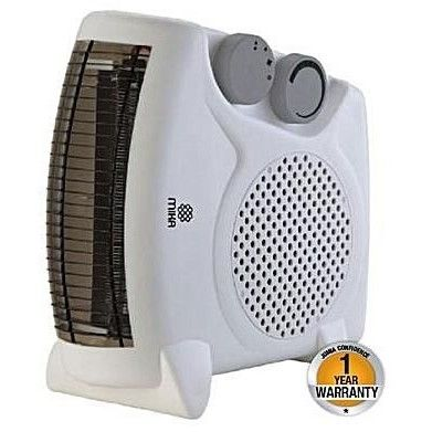 Mika MH102 Ruby Series Fan Heater Sleep & Stand PosItion-Low Noise