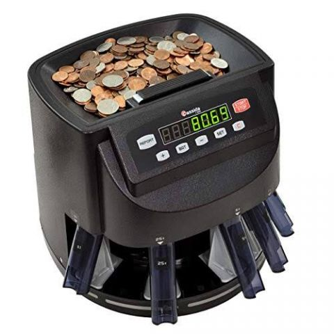 Coin Counter CS91 Coin Counting Machine