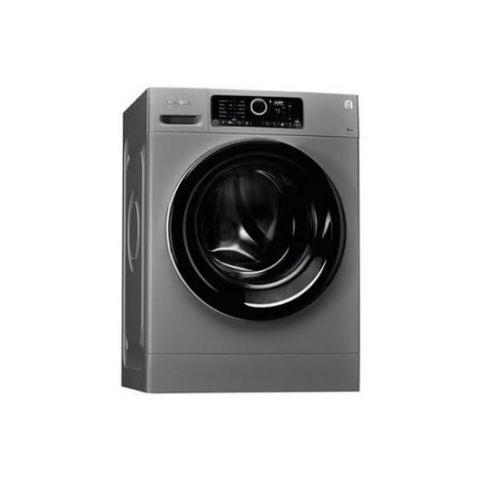 Whirlpool Washing Machine Front Load 8KG Silver