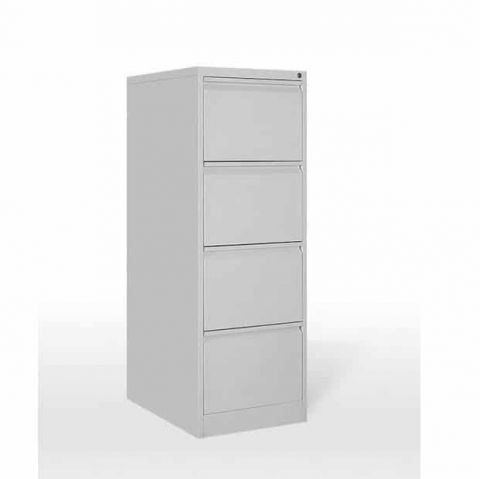 Filing cabinet 4 drawer with security bar YD-D4A-D