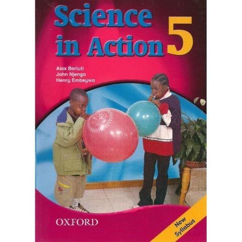 Oxford Science in Action Pupil's Book 5