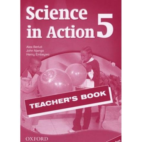 Oxford Science in Action Teacher's Guide 5