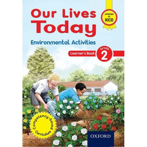 Oxford Our Lives Today Learner's Book 2