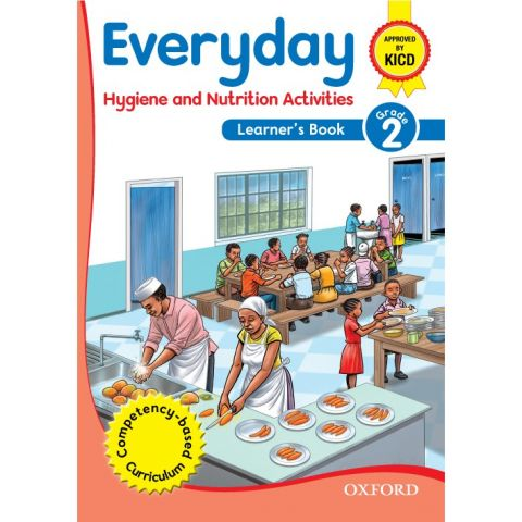 Oxford Everyday Hygiene and Nutrition Activities Learner's Book 2