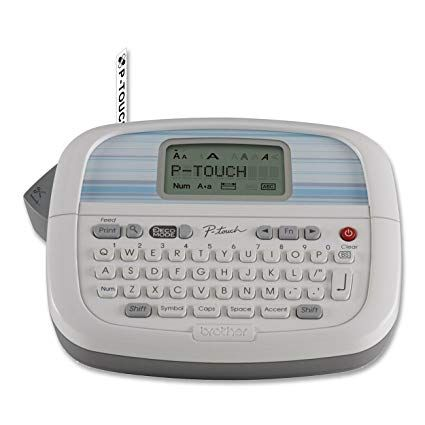 Brother PT-90 P-touch label printer
