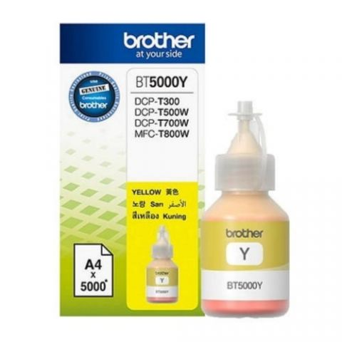 Brother BT5000 Yellow ink