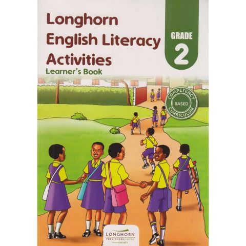 Longhorn English Literacy Activities Grd2- Learner's Book